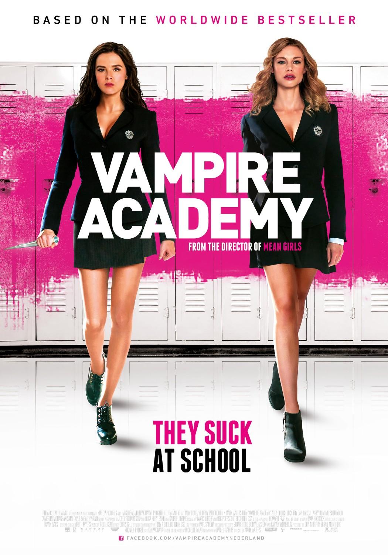 Vampire Academy Movie - Baroness' Book Trove